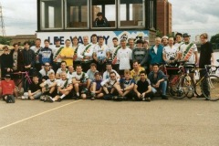 Club day at Eastway (London, 1996)