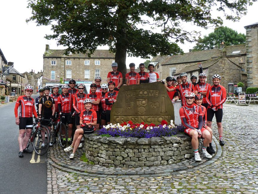 Yorkshire 2016 Grassington Square