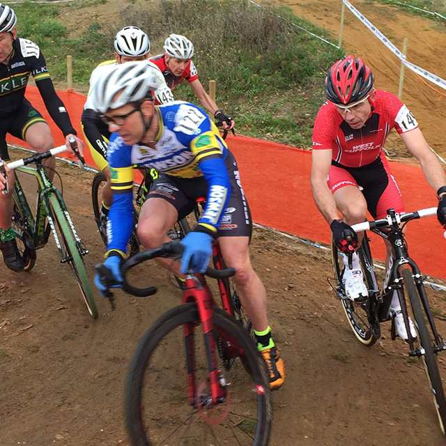 Round 4 - National CX Trophy 2016
