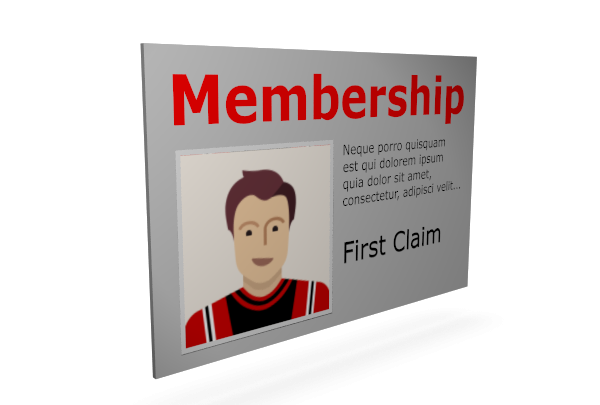 Membership First Claim