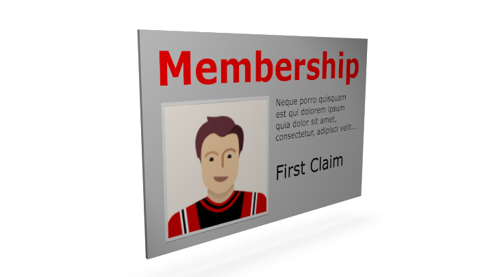 Membership First Claim