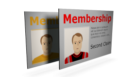 Membership Second Claim