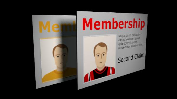 Membership Second Claim
