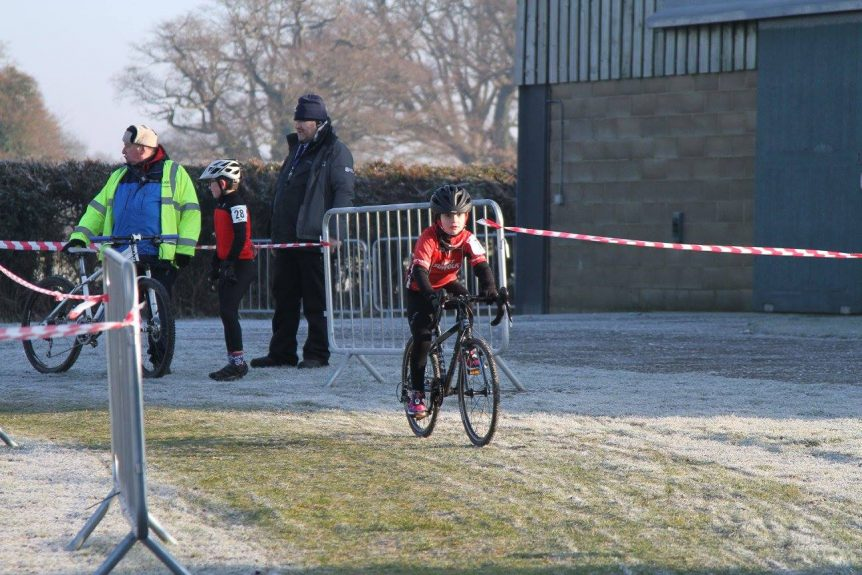 Caris Gregory Snetterton CX 2017
