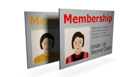 Membership Under 18 Second Claim