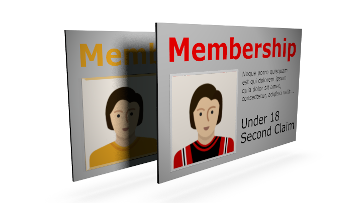 Membership Under 18 Second Claim